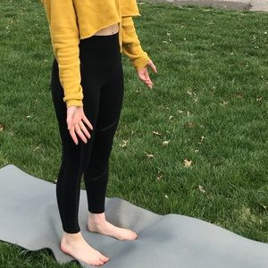 Alo Yoga Continuity Legging - Black - Small